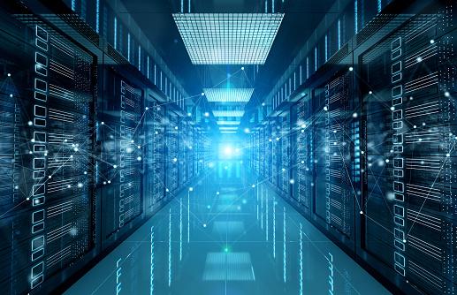 server-room no relacionado con la empresa.
