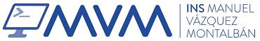 Logo FP Institut Manuel Vázquez Montalbán